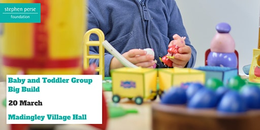 Baby and Toddler Group - Big Build