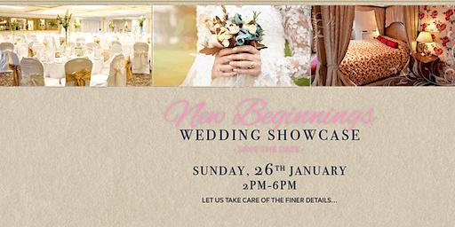 'New Beginnings' Wedding Showcase