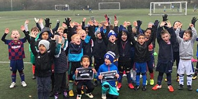 Ruislip Rangers Half-Term Football Camp