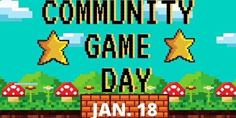 Community Game Day tickets