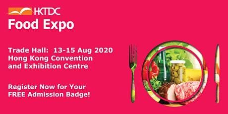 HKTDC Food Expo tickets