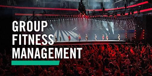 Group Fitness Management 2 hour workshop - Leeds