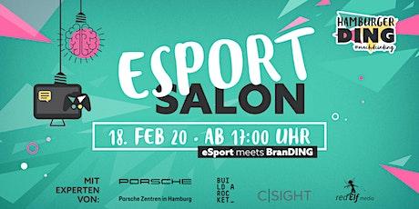 ESPORT Salon #2 - ESPORT meets BranDING tickets