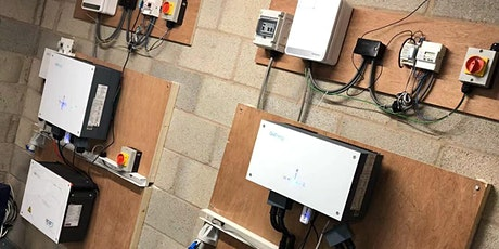 Installer training (domestic inverter and batteries) tickets