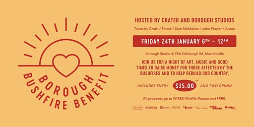 Borough Bushfire Benefit