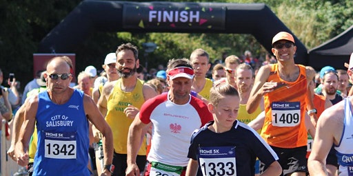 Frome Half Marathon/ 10K/ 5K/ Junior Race