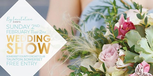 Wedding show at Somerset County Cricket Club