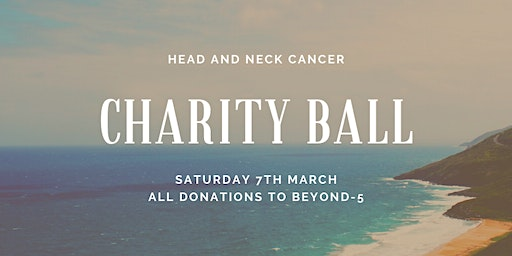 Head and Neck Cancer Charity Ball