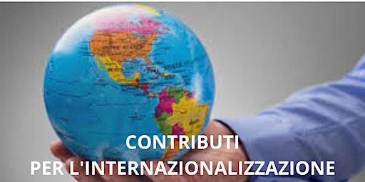 ILLUSTRAZIONE BANDO PER INTERNAZIONALIZZAZIONE