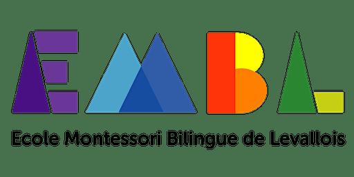 Réunion d'information Ecole Montessori Bilingue de Levallois