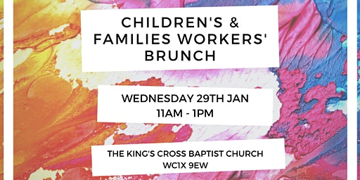 LBA Children's and Families Workers' Brunch