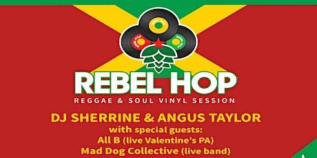 Rebel Hop - Valentine's Hop (FREE EVENT) tickets
