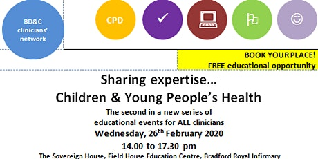 Children & Young People's Health tickets