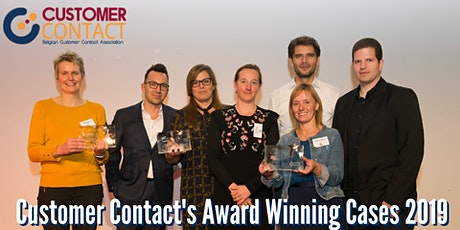 Customer Contact Awardwinning cases revealed tickets