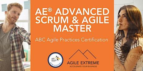 AE® Advanced Scrum & Agile Master™ biljetter