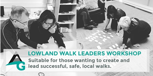 LOWLAND WALK LEADER SKILLS WORKSOP
