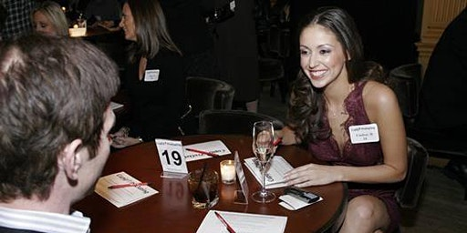 Speed Dating Event for Singles ages 30s & 40s - NYC