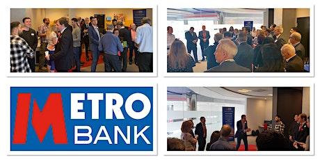 Edgware Business Networking - Metro Bank - Guest Speaker tbc tickets