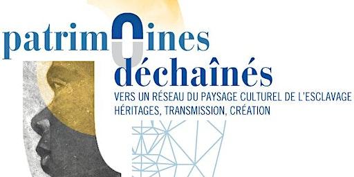 Réunion professionnelle Patrimoines déchaînés au Louvre