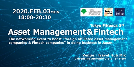 Asset Management & Fintech Tickets