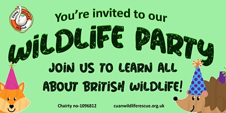 Wildlife Party tickets