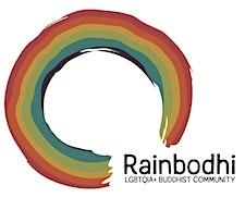 Rainbodhi LGBTQIA+ Buddhist Community logo