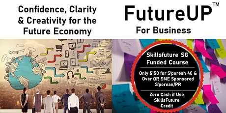 FutureUP For Business tickets