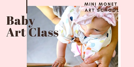 MINI MONET: Baby Art Class tickets