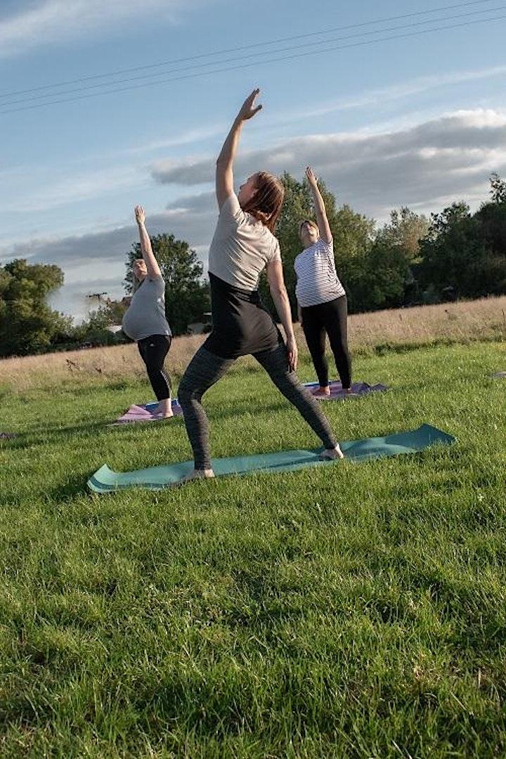 Pregnancy & Yoga Retreat image