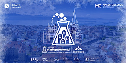 Startup Weekend Lausanne 2020 #WinterEdition