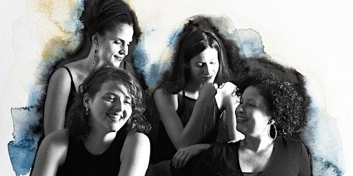 UNA HISTORIA DE MUJERES EN EL JAZZ – 4 Women Quartet en El Teatro de Triana