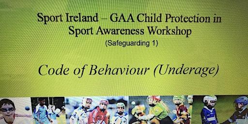 GAA Safeguarding 1 (Child Welfare)