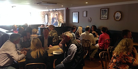 Bizmerang Belfast February Networking Meetup  tickets