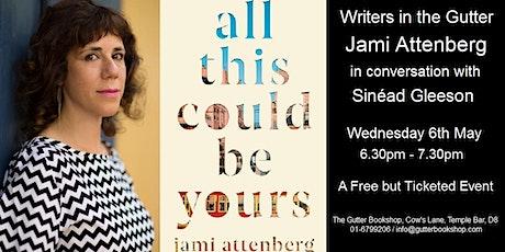 Jami Attenberg & Sinéad Gleeson  In Conversation tickets