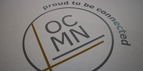 OCMN - maandelijkse netwerkconferentie vrijdag 6 maart 2020 tickets