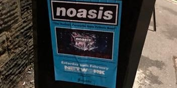Noasis At Network Sheffield
