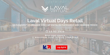 Laval Virtual Days Retail billets