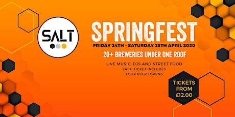 SpringFest tickets