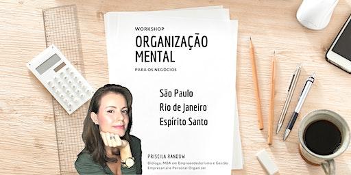 Organização Mental para os negócios