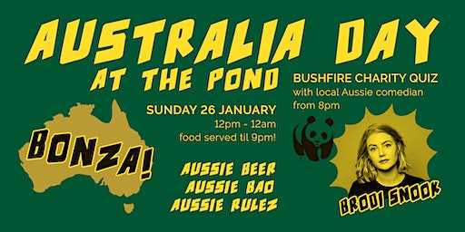 Australia (Fundraiser) Day At The Pond