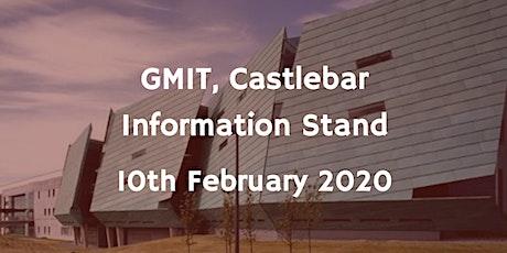 GMIT Castlebar Information Stand tickets