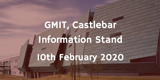 GMIT Castlebar Information Stand