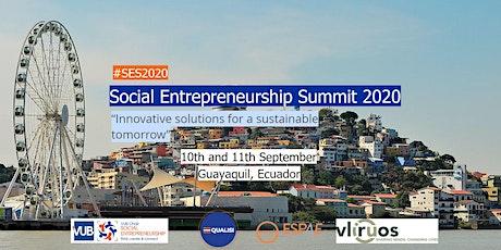 Social Entrepreneurship Summit - SES2020 entradas