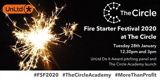 Fire Starter Festival 2020 at The Circle