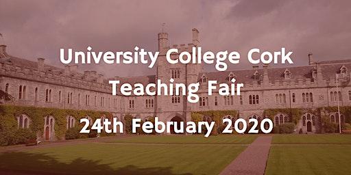 University College Cork Teaching Fair