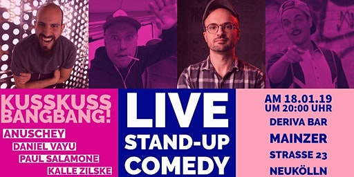 Stand-up Comedy: KussKuss BangBang!