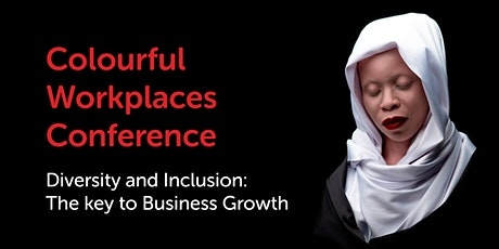 Colourful Workplaces Conference tickets