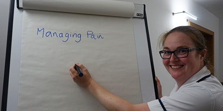 Understanding pain and it's management tickets