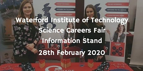 Waterford Institute of Technology Science Careers Fair tickets