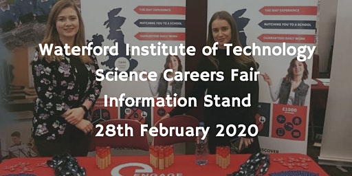 Waterford Institute of Technology Science Careers Fair